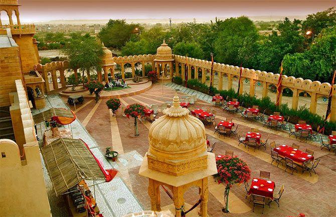 Fort Rajwada, Jaisalmer