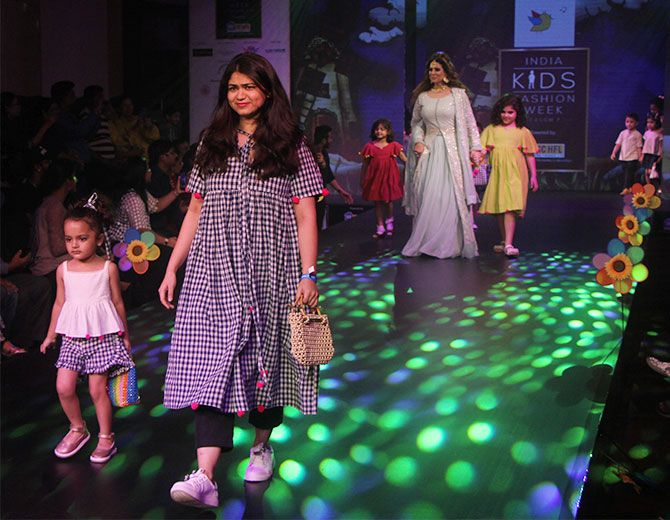 India Kids Fashion Week 2019