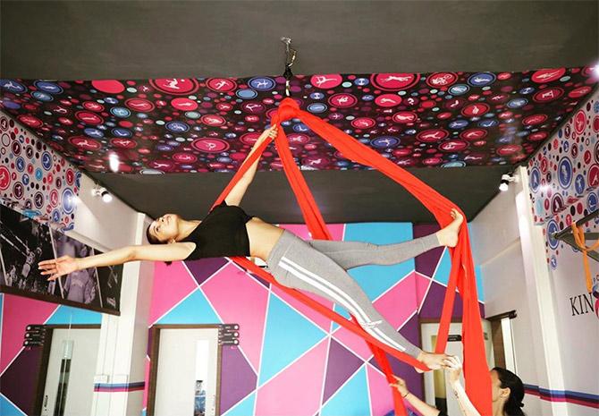 Jennifer Winget's fitness secrets