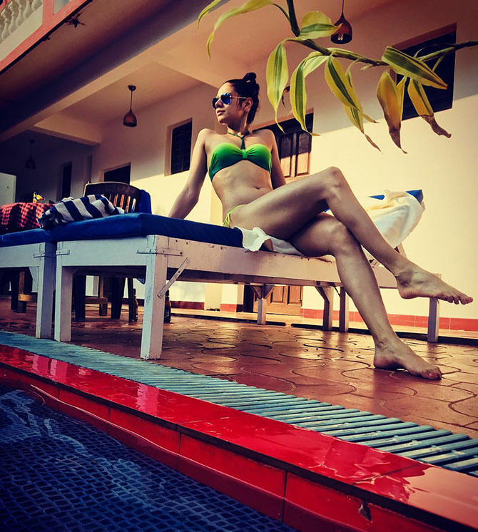 Lockdown Diaries: Workout with model Khushboo