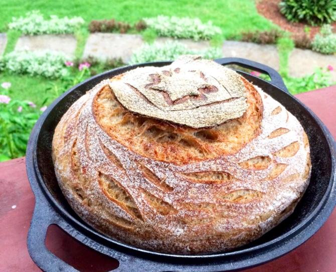 Learn the art of sourdough baking