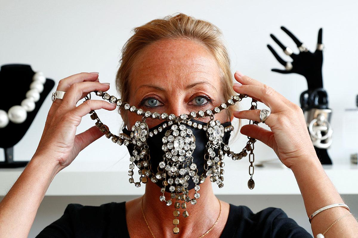 SEE: Masks & Fashion