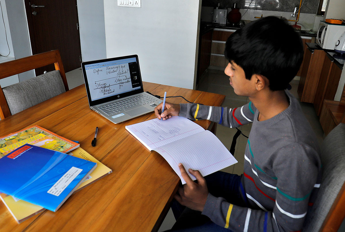 SEE: How children are studying online