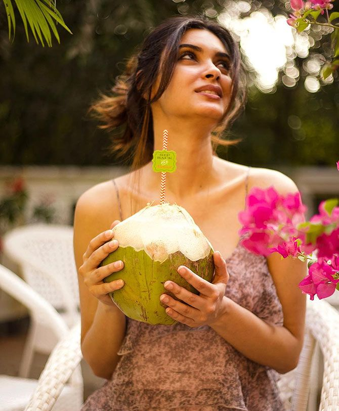 What Diana Penty loves to eat