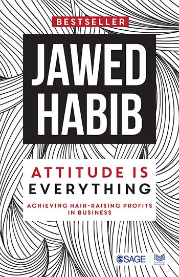 Jaweb Habib: Attitude is Everything book cover