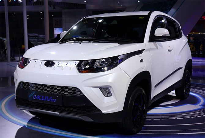 Electric version of the KUV