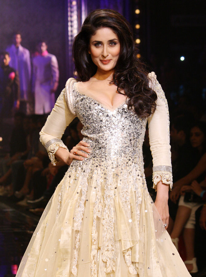 Kareena Kapoor for Manish Malhotra