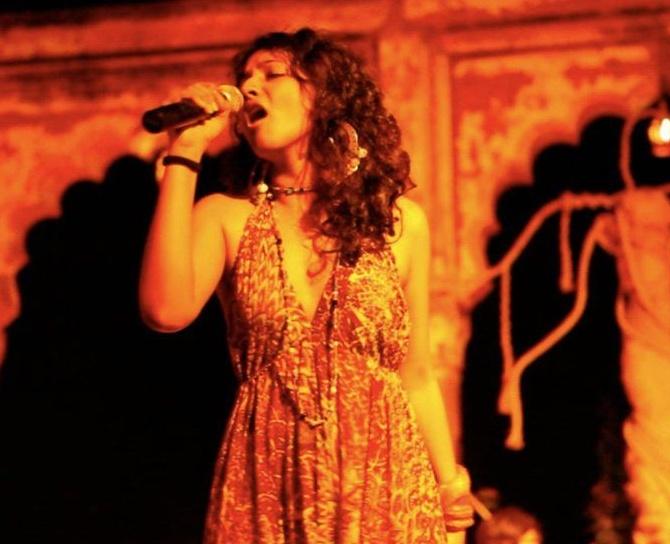 Aditi Veena aka Ditty