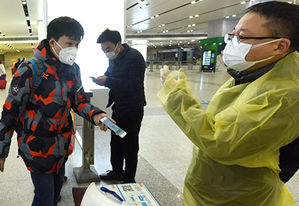 Travelling abroad? How to be SAFE from coronavirus