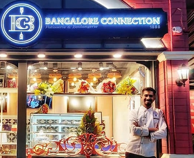Bengaluru gets back its bakery from 1888