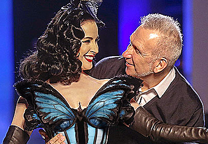 In Pics: 50 years of Jean-Paul Gaultier