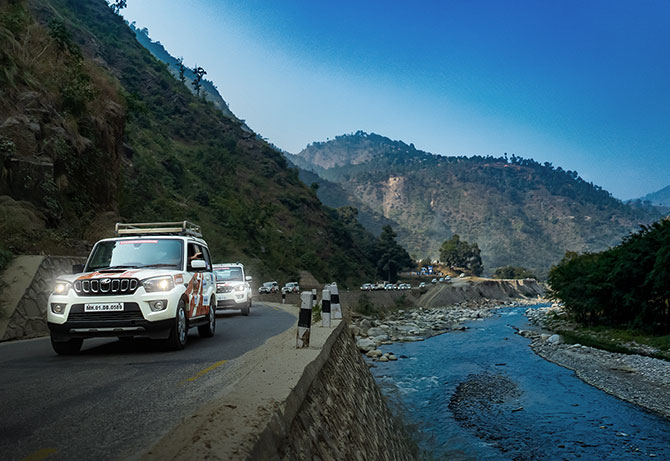Nepal to Bhutan: The DRIVE of a lifetime!