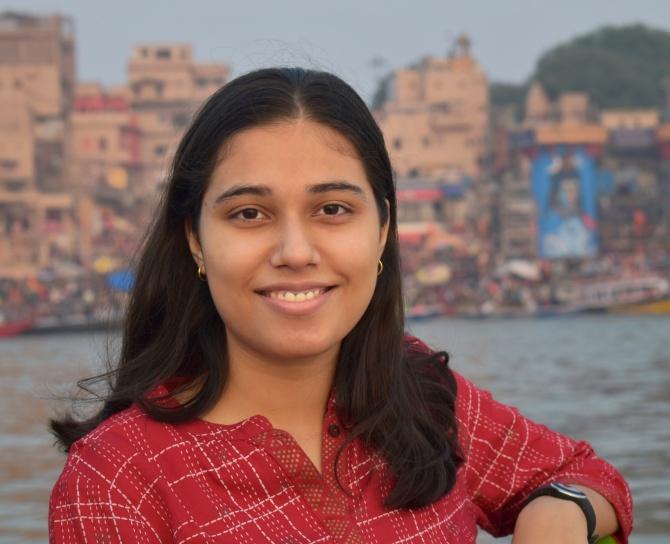 How Saloni Gaur became Internet star Nazma Aapi