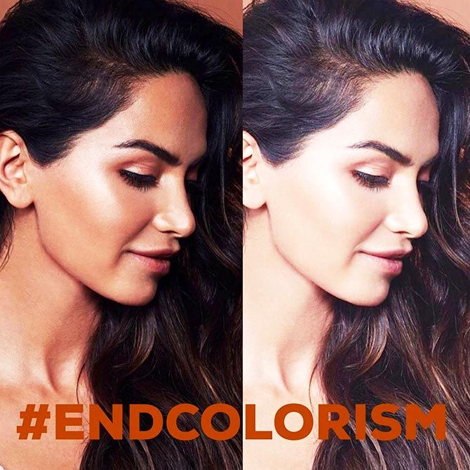 Diipa Khosla talks about end colourism campaign