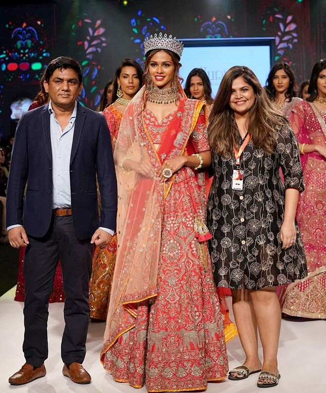 Showstoppers at Bombay Times Fashion Week 2020