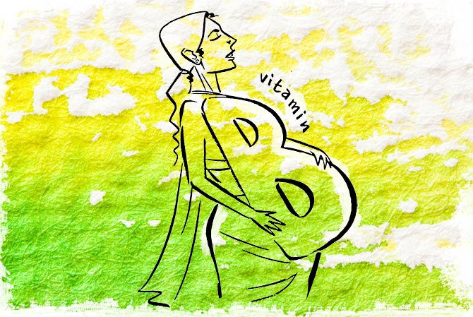 Pregnant? Don't miss vitamin B