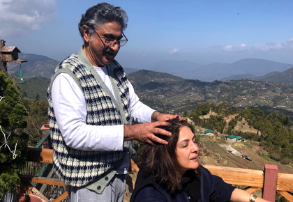 Neena Gupta's guide to hiding grey hair