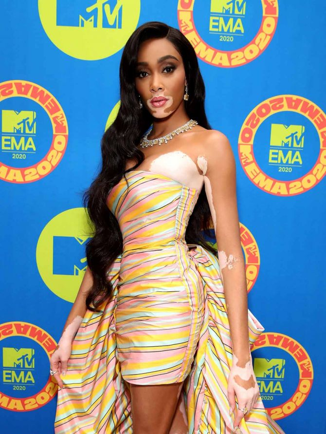 2020 MTV EMA: Hottest celeb styles on the red carpet