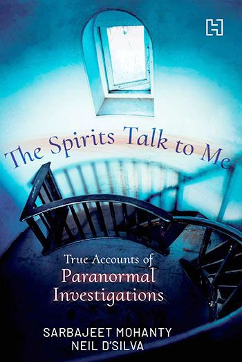 The Spirits Talk To Me book cover