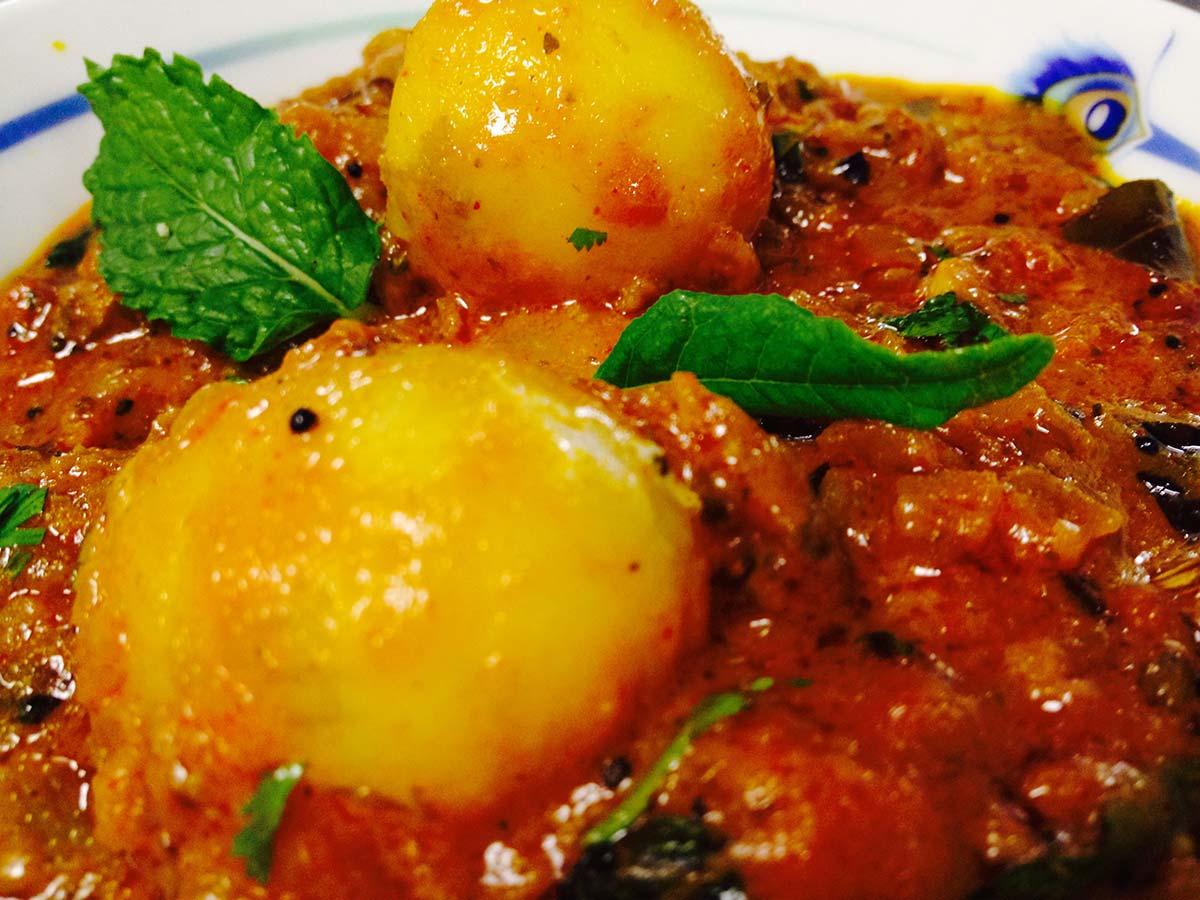 Recipe: How to make Dum Aloo Masala