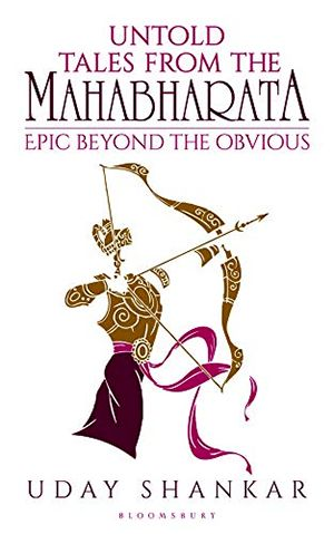 Untold Tales From The Mahabharata cover