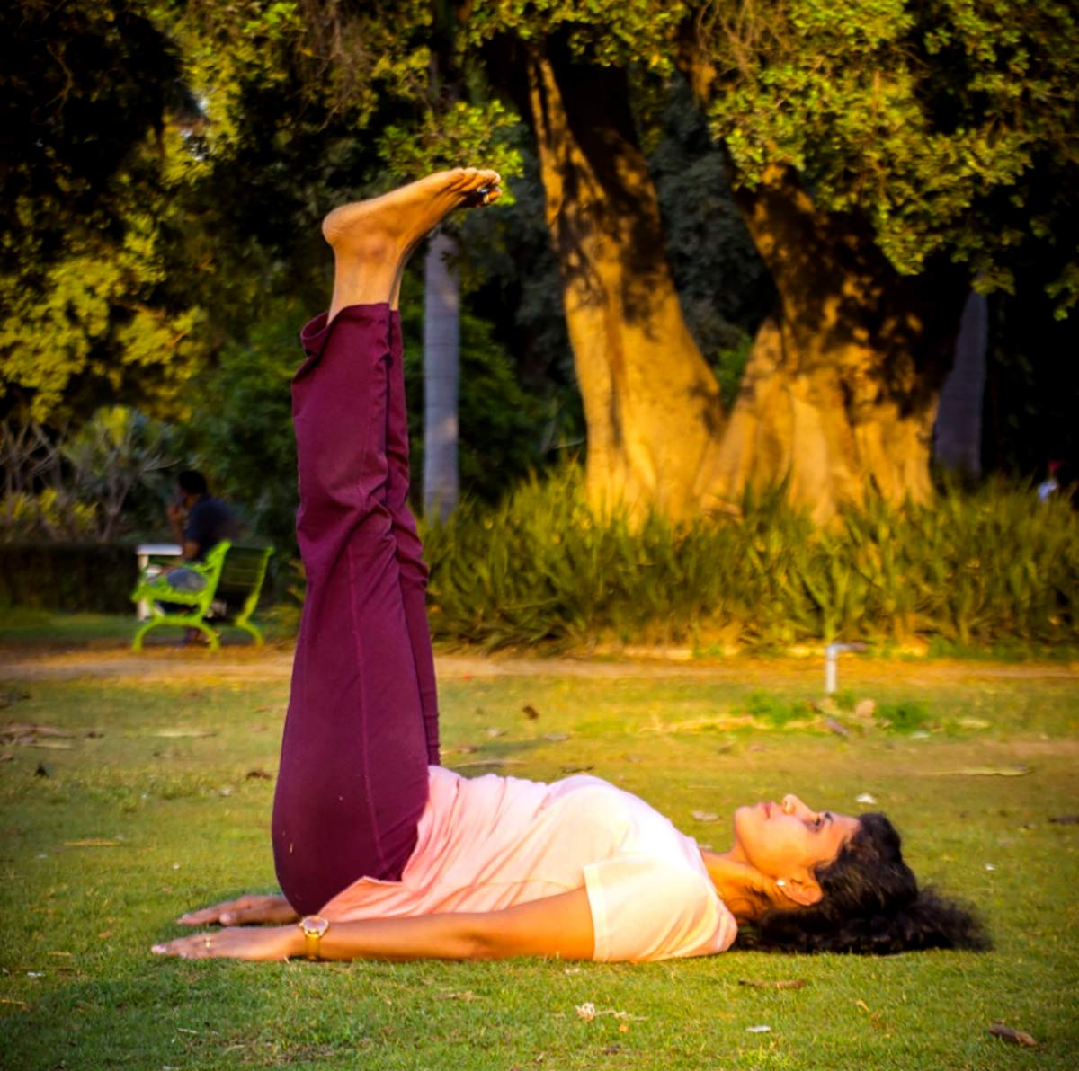 7 Asanas for Good Health
