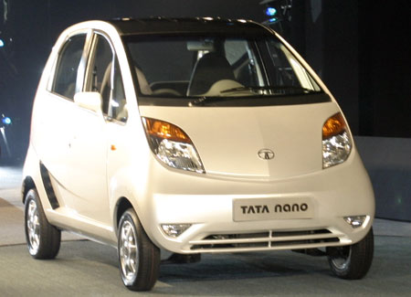 Tata Nano stole the show at the last Auto Expo in New Delhi.