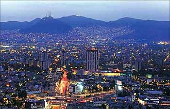 Prices slipped the most in Mexico City.