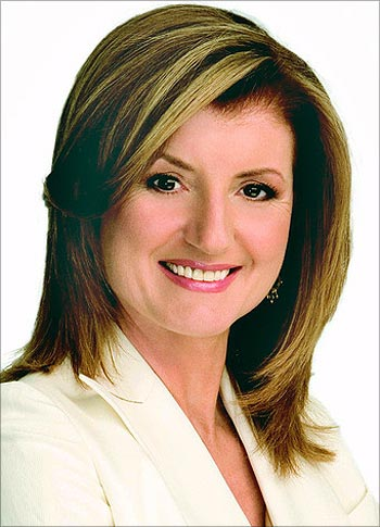 Arianna Huffington,editor-in-chief, Huffington Post