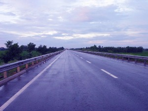 An Indian highway