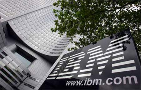 IBM has over 70,000 employees in India.