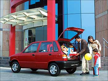 The story of Maruti