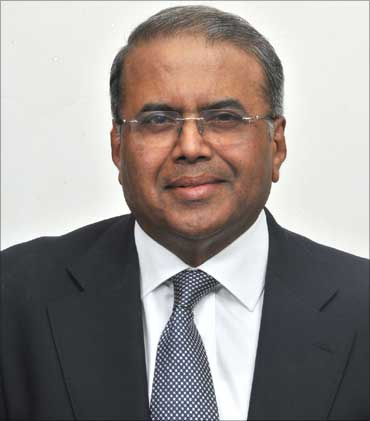 H M Nerurkar, Managing Director, Tata Steel