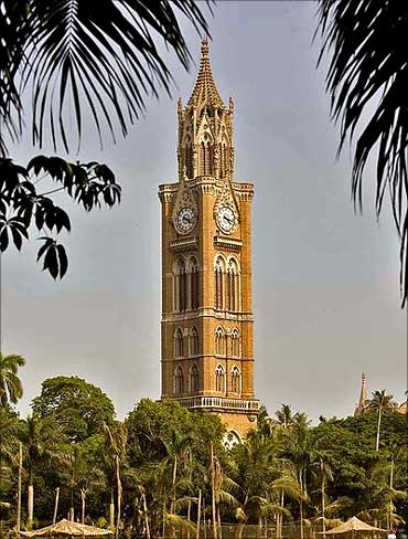 Mumbai Clock Tower.