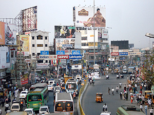 India's 25 most competitive cities