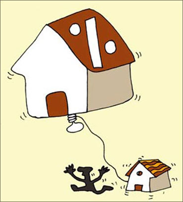 Now, no big home loans over 80% of property value!