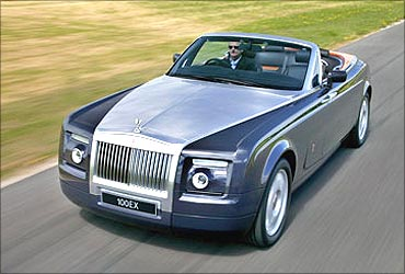Of Rolls-Royce and Indian royal families
