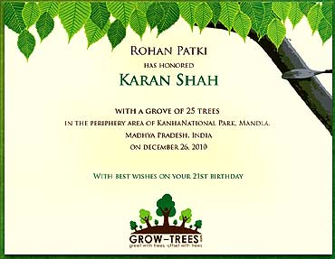 Want To Plant Or Gift A Tree Just