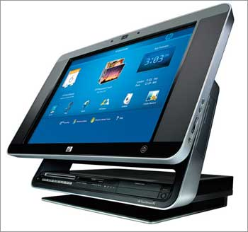 HP Pavilion Touchsmart PC