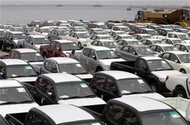 World's 20 largest producers of cars; India 6th!