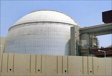 Stuxnet hit the nuclear power plant in Iran.
