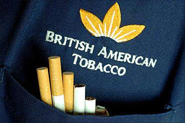 British American Tobacco.