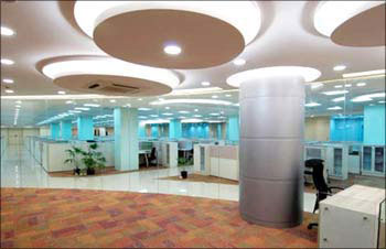 An SAS Institute India centre.