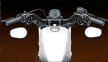 Harley Davidson Forty-Eight at Rs 8.5 lakh