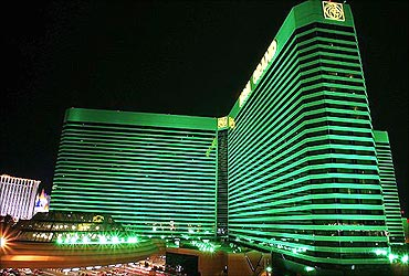 It is one of the largest hotels in the world.