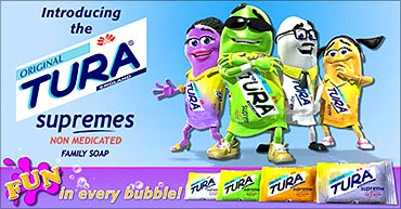 Godrej acquired Tura brand of soaps in Nigeria.