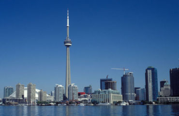 Toronto is the financial capital of Canada.
