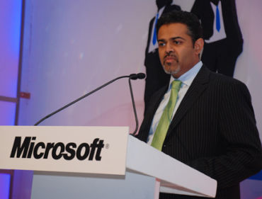 Sanket Akerkar says cloud computing is making inroads in India.