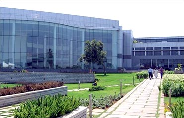 SAP office, India.