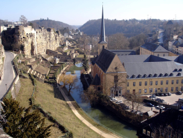 Luxembourg is a diversified industrialized nation.